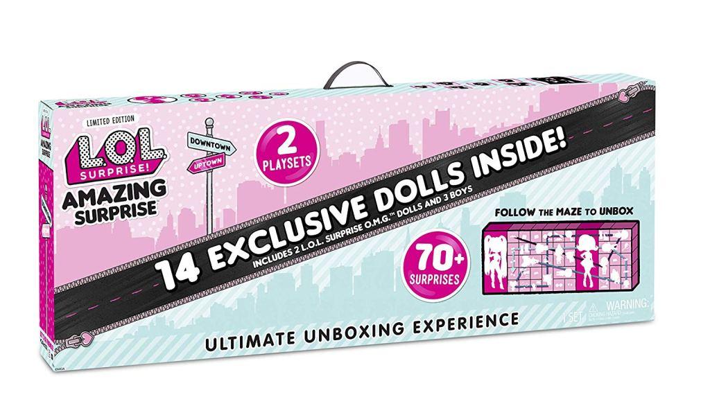 LOL Surprise Amazing Surprise box