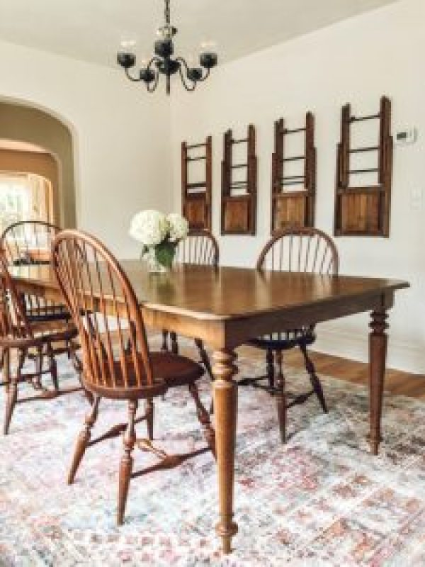 Painting Dining Room Chairs The Little By Little Home
