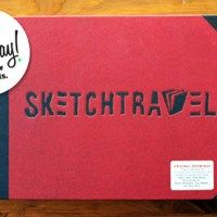 Christopher King - Sketch Travel - Book Giveaway!