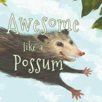 Electric Keychain Collective - Awesome like a Possum