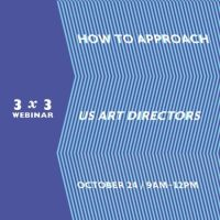 How to Approach US Art Directors