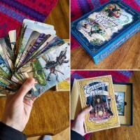 The Everyday Witch Tarot deck