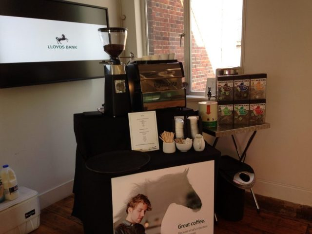 Pop-Up coffee Stand Hire