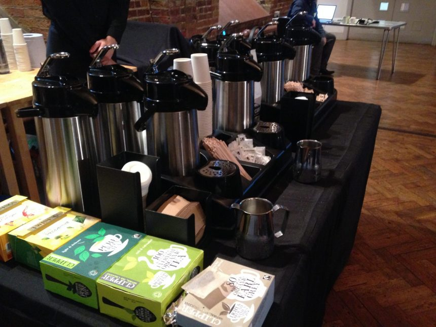 Filter Coffee Station Conference Events