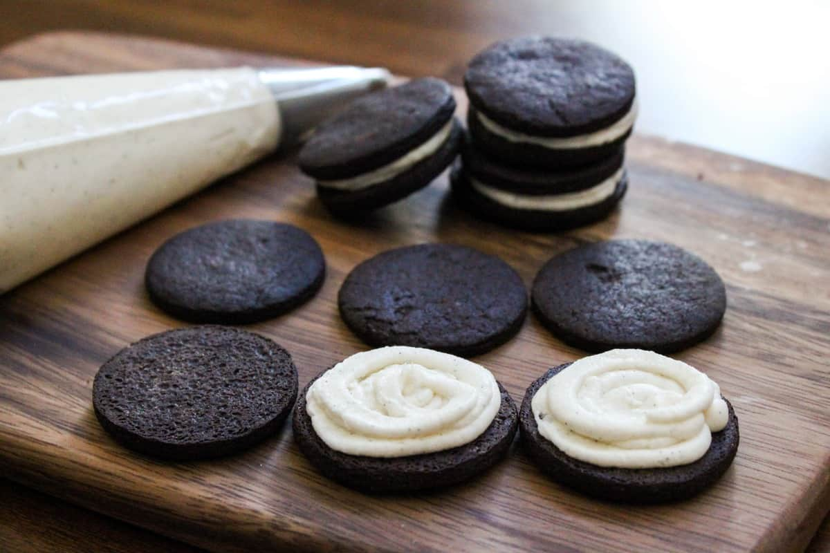 Homemade Oreos The Little Epicurean