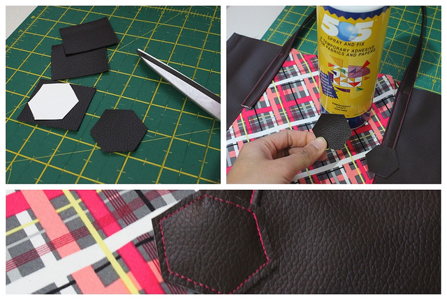 combine_Tote tutorial _ faux leather _ nordika _ free tutorial_hexies3