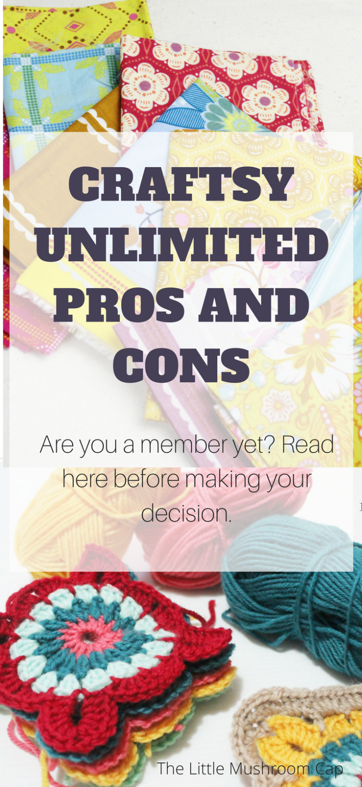 Craftsy Unlimited Review Pros and Cons online craft classes quilting class