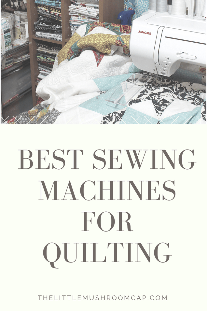 40 Of The Best Recommended Sewing Machines For Free Motion Quilting Gorgeous Best Sewing Machine For Free Motion Quilting