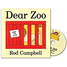 dear zoo book cd