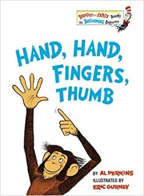 hand hand fingers thumb