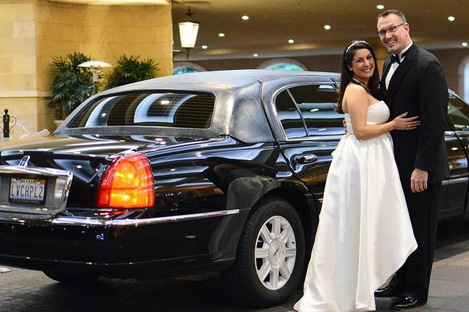 vegas wedding transportation