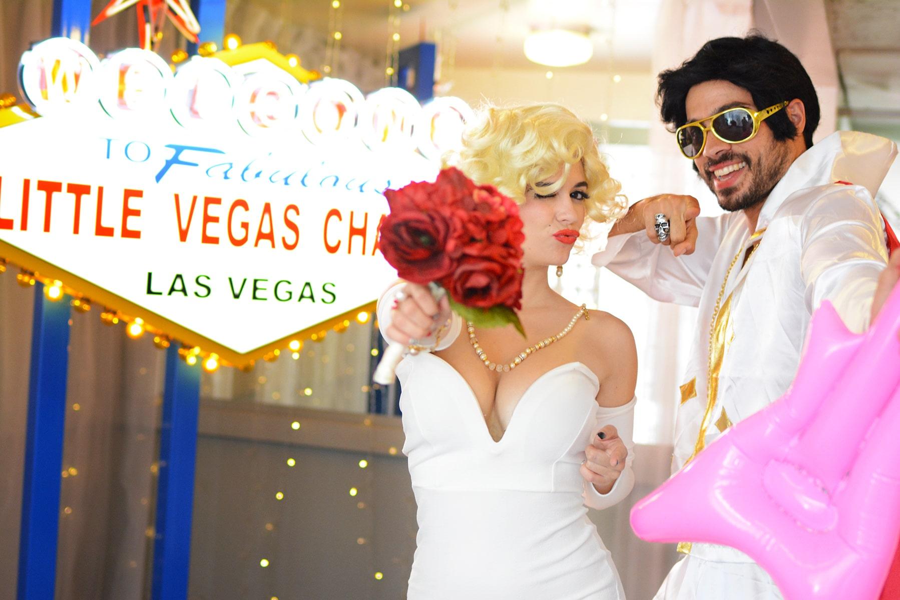 Vegas Weddings Holiday Packages