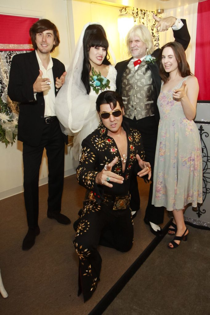 Elvis Wedding in Las Vegas