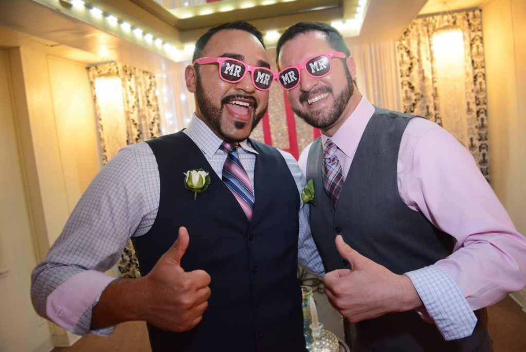 Little Vegas Chapel Same Sex Wedding