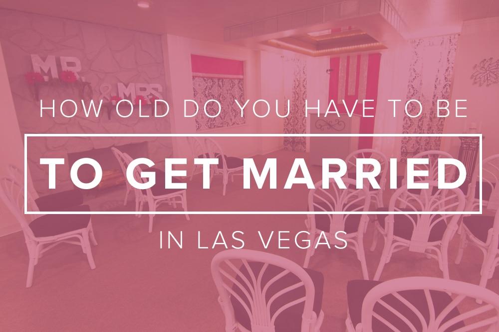 Vegas Weddings Requirements