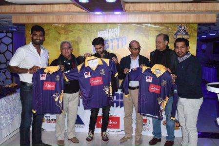 Quetta Gladiators Team 2019 Shirt Kit