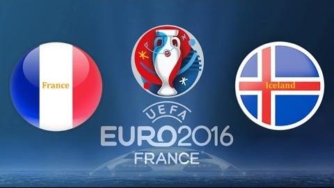 France Vs Iceland Quarter Final Euro 2016 Live Score Results, Predictions