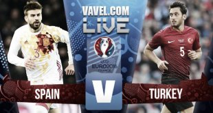 Spain Vs Turkey Euro 2016 Live Score Results Predictions, Tv Channels