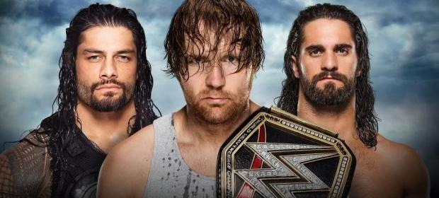 Dean Ambrose Vs. Roman Reigns Vs. Seth Rollins Live Battleground 2016 India Time