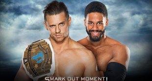 WWE The Miz Vs Darren Young Live Battleground 2016 Repeat Telecast In India