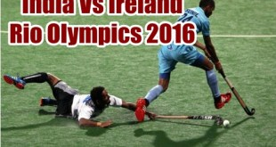 India Vs Ireland Live Rio Olympics 2016 Results Tv Channels Time