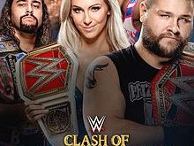 WWE Clash Of Champions 2016 Live On Ten Sports Repeat Telecast Time