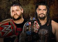 Kevin Owens Vs Roman Reigns Live Roadblock 2016 India Date Time, Repeat Telecast