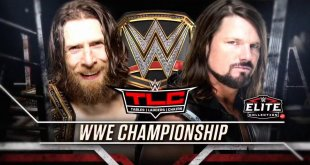 AJ Styles Vs Daniel Bryan WWE Championship Result 2019 In India Date Time