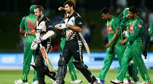 Bangladesh Vs New Zealand 1st ODI Live Scorecard Results 2019 13 Feb