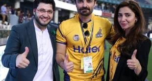 Peshawar Zalmi New Kit 2019