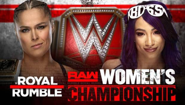 Ronda Rousey Vs Sasha Banks Results Live In India 2019 Date And Time