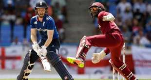 West Indies Vs England 1st ODI Live Scorecard Results 20 Feb 2019