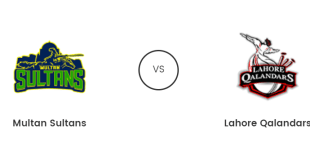 Multan Sultans Vs Lahore Qalandars Live T20 22nd Feb 2019 Prediction