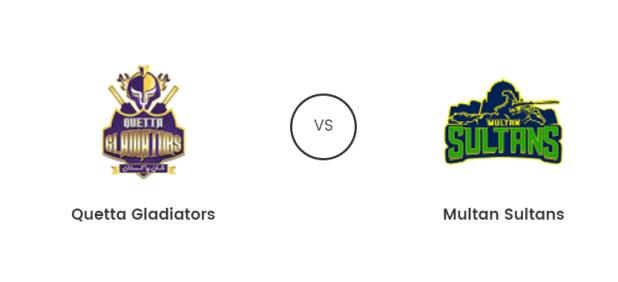 Quetta Gladiators Vs Multan Sultans Live T20 20th Feb 2019 Prediction