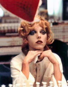Gaylen Ross in Dawn of the Dead