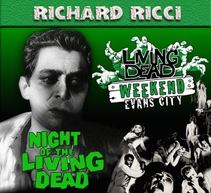 Richard Ricci Night of the Living Dead