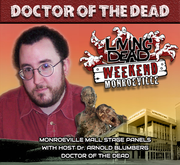 Arnold T. Blumberg Doctor of the Dead