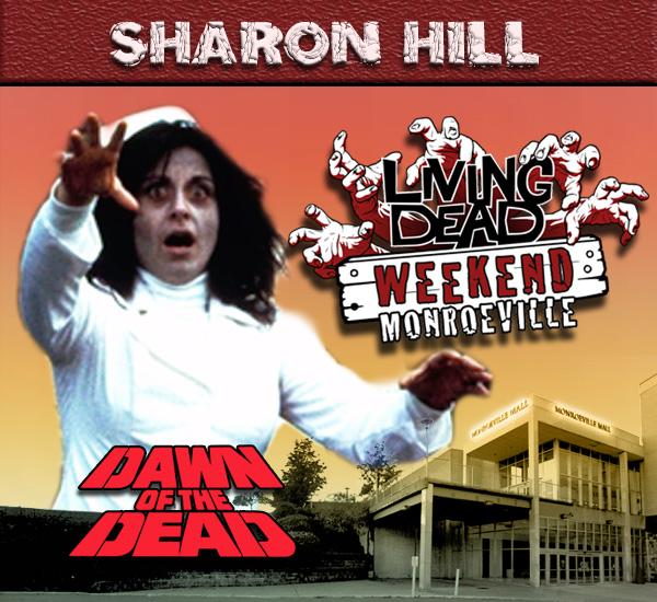 LDW Monroeville Guest Sharon Hill Nurse Zombie