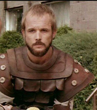 Scott Reiniger in George A. Romero's Knightriders