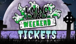 Tickets for the Living Dead Weekend 2016 in Evans City PA