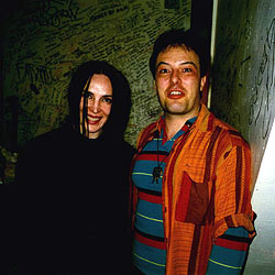 Jarboe and Jello Biafra