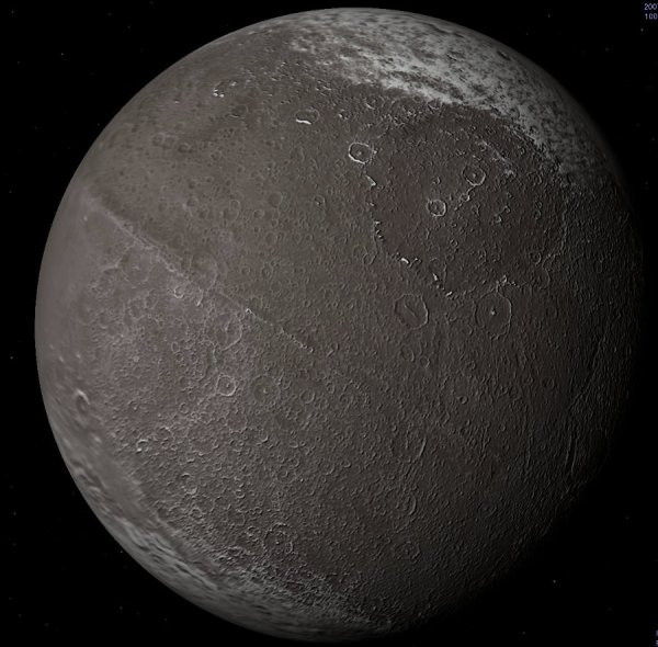 A Truly Mysterious Heavenly Body - The Enigmas on Iapetus