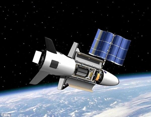 katescabinbirdsanctuaryintexas X37B THE SPACE PLANE