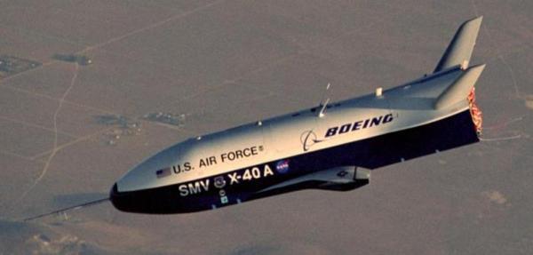 Boeing X37B Space Plane
