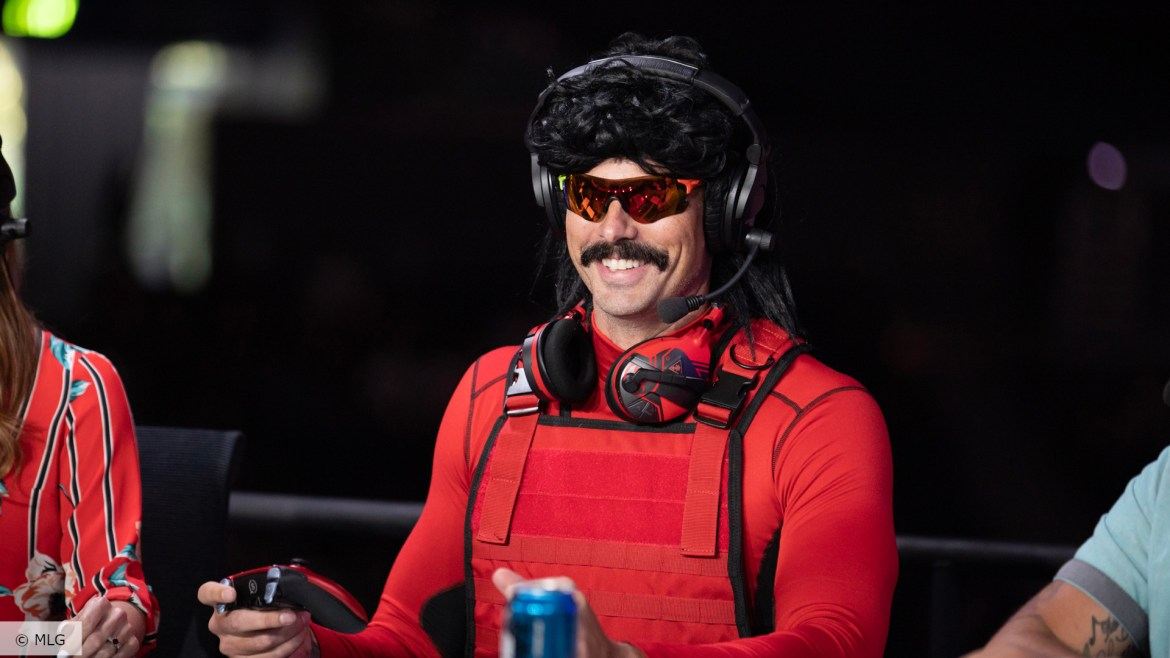 Who is Dr DisRespect? Net worth, settings, and more | The Loadout