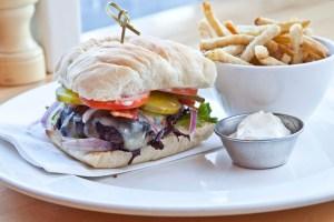 The Loaf Fernie - Burger