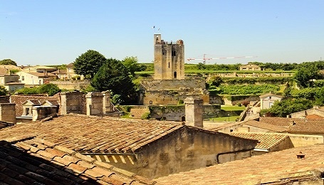 St Emilion - The QUIZ - RUINS