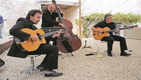 Swinguez, Music and South West France