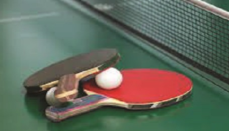 snooker and table tennis