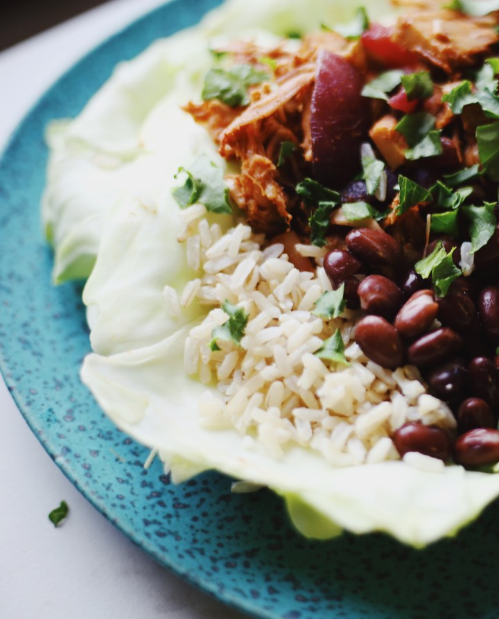 Vegan Mexican Jackfruit Bowls Recipe